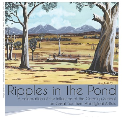 Image Gallery V1 - Ripples in the Pond poster
